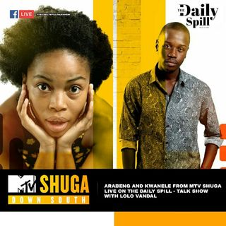 MAMODIBE & MALIBONGWE ON MTV SHUGA SEASON 2