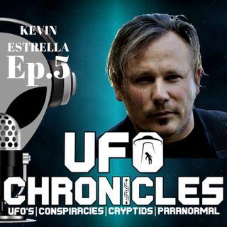 Ep:5 Kevin Estrella