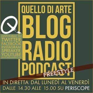 QdA Freestyle 5 – La poetica degli oggetti