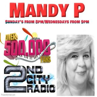 The Mandy P Wednesday Late Show Live
