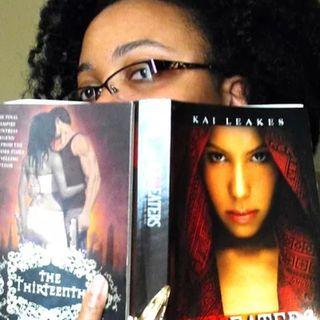 Paranormal Romance with Kai Leakes - author