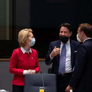 L'Italia in Europa. Tra Recovery Fund e Mes