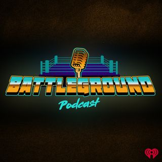 First EVER Battleground with Bullet Club Member Adam Page
