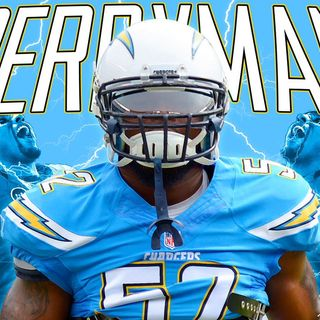 Maxx Sports Entertainment Show:Guest Los Angeles Chargers Linebacker Denzel Perryman