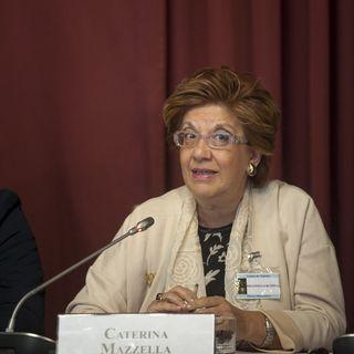 Presentazione Dossier Indifesa Roma- Intervista a Caterina Mazzella, Presidente nazionale FIDAPA 2017-2019