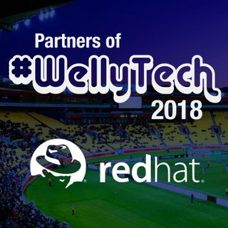 #WellyTech 2018 – Andreas Spanner (Chief Architect Australia & New Zealand, Red Hat)