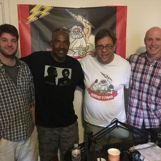 """OH MAN, THAT'S AWFUL!"" DEBUT EPISODE WITH BRIAN KILEY AND JOHN MOODY w/hosts CARL KOZLOWSKI and KEVIN CORCORAN"