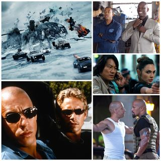Dom and Dommer (Fast and Furious Franchise Recap)