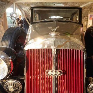 August Horch, Automobilkonstruktuer (Todestag 03.02.1951)