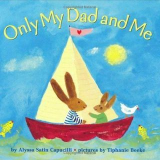 """Reading """"Only My Dad and Me"""""""