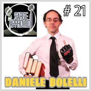 Episode #21 Daniele Bolelli