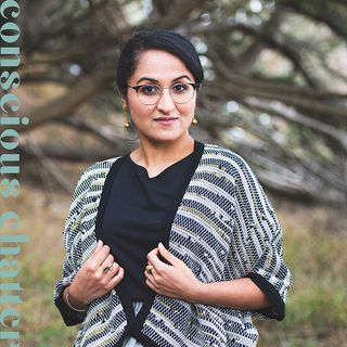 S04 Episode 203 | MANPREET KAUR KALRA, THE WHITE-WASHING OF SOCIAL IMPACT + BUILDING INCLUSIVE BRAND NARRATIVES