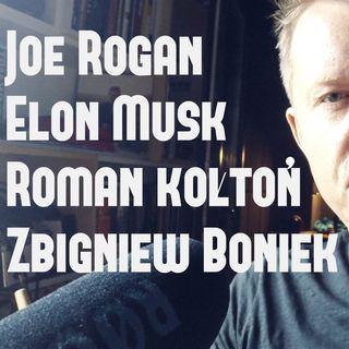 Daily VLOG#1. Joe Rogan i Elon Musk smoking weed. RF Podcast poznaje Kazbek z Tomaszem Jędralem