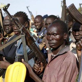 Luca Attanasio - La pace in Sud Sudan