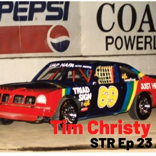Short Track Radio - Episode 23 - Tim Christy