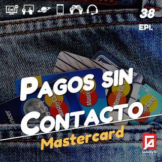 Pagos sin contacto con Mastercard
