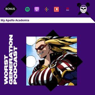 Bonus: Apollo Academia