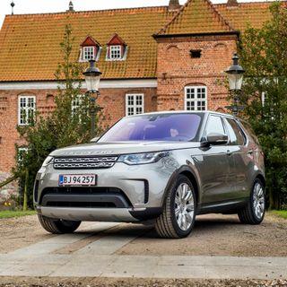 Legenden Land Rover Discovery er bedre men desværre også visuelt mere blødsøden end nogensinde - gæstevært Christian Grau