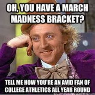 MLB, March Madness and WWE