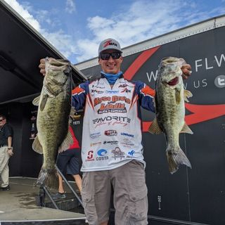 Grae Buck readys for his first Bassmaster Classic plus a look back at FLW's Harris Chain