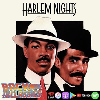 Back to Harlem Nights w/ Twice Daniels