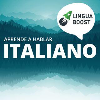 Aprende italiano con LinguaBoost