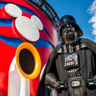 The Disney/Star Wars Cruise Episode
