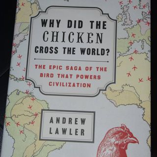 Andrew Lawler, Why did the chicken...
