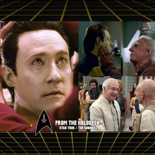 From the Holodeck: The Soong Family – Part 1