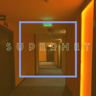 "superHet #137 - ""Hasta siempre, Black Mamba"""