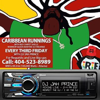 3rdFridays With Jah Prince On WRFG 49