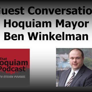 Episode 1: April 7, 2020 Mayor Ben Winkelman