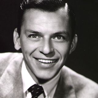 JULY 10 MR. FRANK SINATRA IN HIS SONG