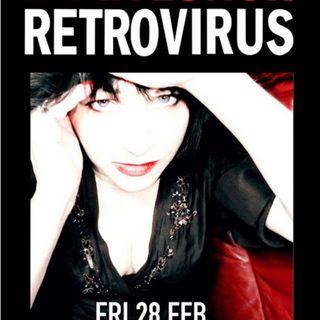 Lydia Lunch Retrovirus 2020-02-28 Love Split With Blood