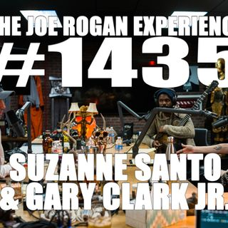 #1435 - Suzanne Santo & Gary Clark Jr.