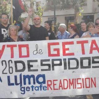 """El Pleno aprueba la readmisión 26 despedidos Lyma y otros """"chanchullos"""""""