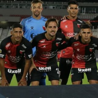 Gol de Colón: Cristian Bernardi 1-1