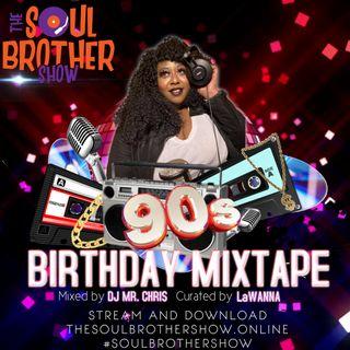 The LaWanna Birthday Mixtape