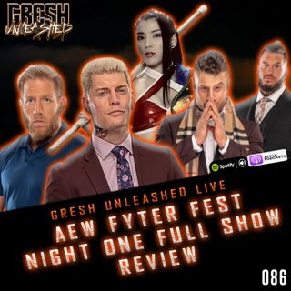 AEW FYTER FEST 2020 NIGHT ONE FULL SHOW RESULTS & REVIEW | GRESH UNLEASHED 086