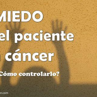 El miedo en el paciente con cáncer