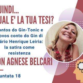 PUNTATA 18, Agnese Belcari, Guida Turistica, Prato