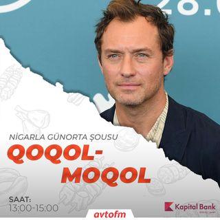 Jude Law-un ən sevdiyi yeməklər | Qoqol-moqol #14