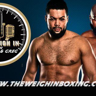 Joe Joyce vs Carlos Takam Heavyweight battle| Wembley Arena UK‼️