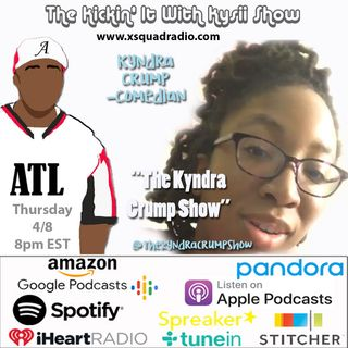 Kickin' It With Comedian Kyndra Crump