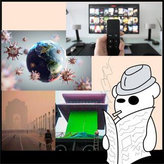 Bonus TV, Covid e torri anti-smog