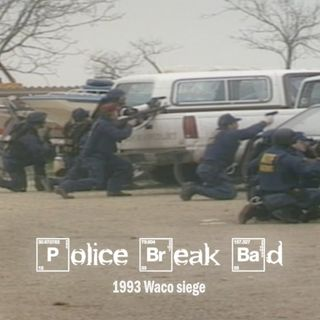 Gun Control Mass Murder: The 25th Anniversary of the Waco Stage +