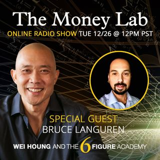 "Episode 43 - ""How To Make The Leap Into Entrepreneurship"" with guest Bruce Languren"