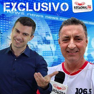 EXCLUSIVO: Entrevista Deputado Bruno Souza 19 08 2019