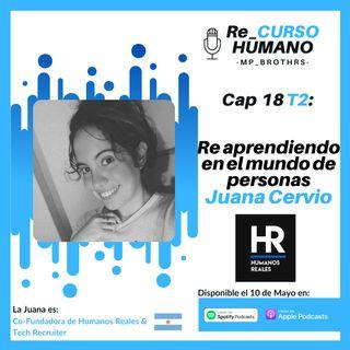 E18_T2 Juana Cervio - Re-aprendiendo en el mundo de Personas