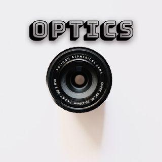 Ep. 8: Optics